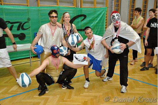Das 1. Dodgeball Turnier Austria