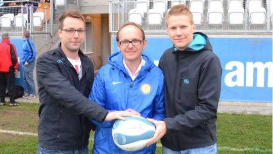 1. theeggball-Turnier des SC Melk